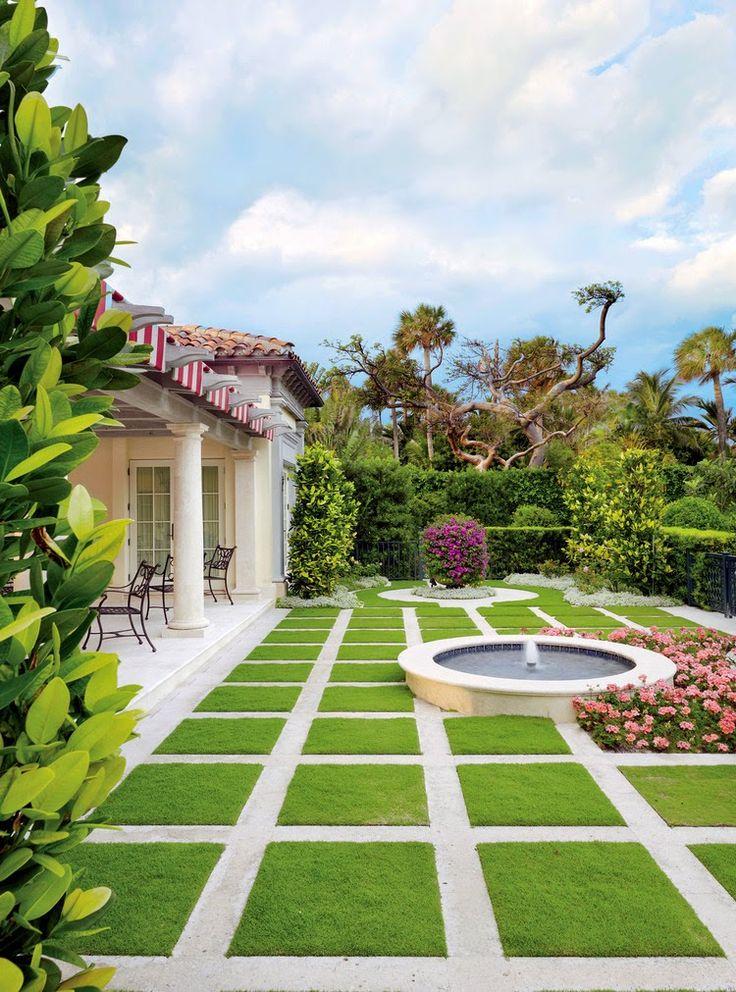Cool Chic Style Fashion: Decor Inspiration : Palm Beach, Florida home by David Easton