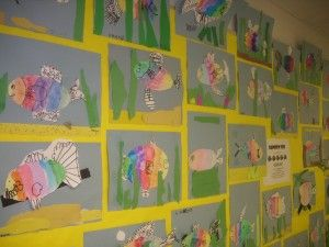 colors of the rainbow fish