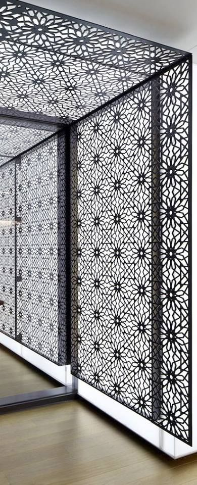 Like this decorative screen