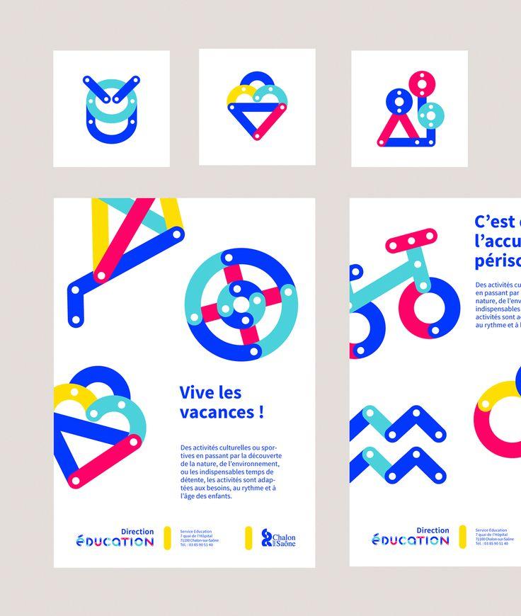 Education - Brand Design on Behance