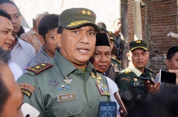 Bendung paham radikal, TNI bantu buka sawah di Poso