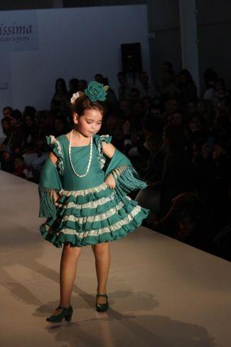 Traje de Flamenca - Flamencoco - Pasarela-Wappissima-2013-