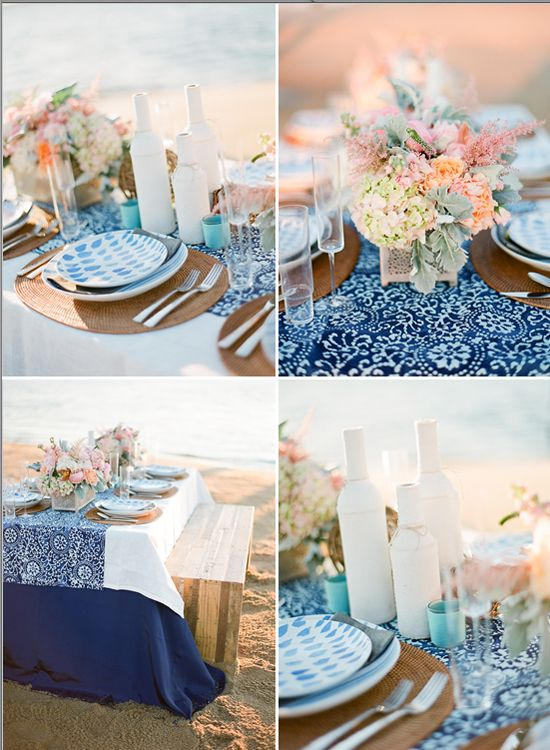 44 best wedding inspiration boards images on pinterest inspiration seaside wedding inspiration junglespirit Image collections
