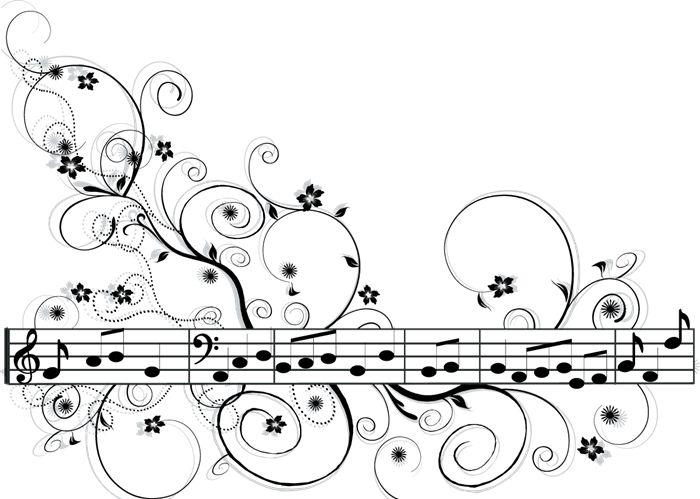 Más de 25 ideas increíbles sobre Dibujos de notas