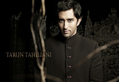 Rahul Khanna for Tarun Tahiliani