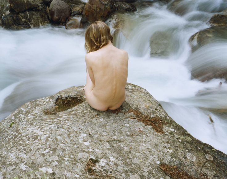 Elina Brotherus, Model Study 21, 2007
