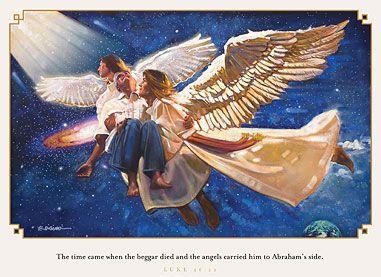 "Sermon: Luke 16:19-31 ""The Rich Man and Lazarus"""