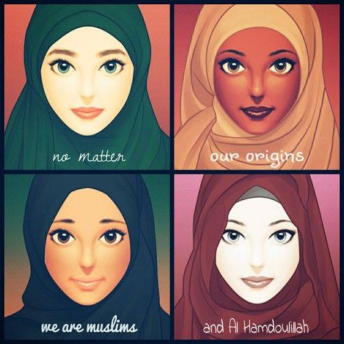 1 Allah (god) 1 Islam of all humanity