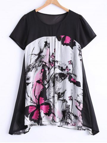 SHARE & Get it FREE | Plus Size Sweet Butterfly Print Asymmetrical BlouseFor Fashion Lovers only:80,000+ Items • New Arrivals Daily • FREE SHIPPING Affordable Casual to Chic for Every Occasion Join RoseGal: Get YOUR $50 NOW!