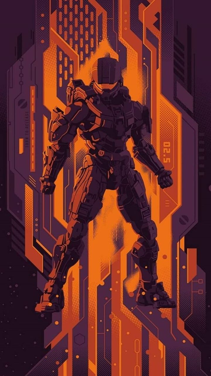 Halo Phone Wallpaper Collection Cortana Halo Halo Game Halo Backgrounds