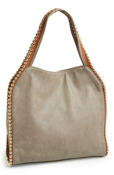 My new favorite bag - in black! Big Buddha 'Grayson' Hobo available at #Nordstrom