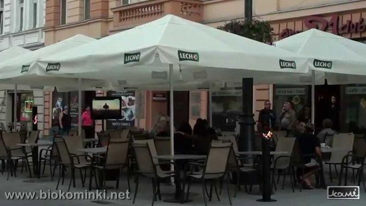 Kominki w restauracji - kominek w hotelu - Biokominki KAMI #restauracja #ogrodek #kawiarnia #kominki #biokominek #wnetrza #aranzacje #dekoracje #biofireplace #interior