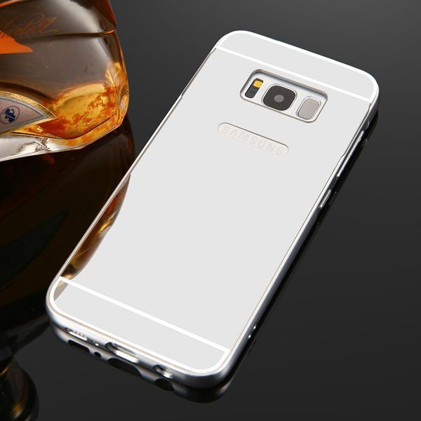 2 in 1 Mirror Cover For Samsung Galaxy