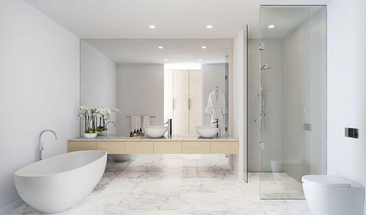 Master Bathroom - Conrad-Architects-Malvern-04