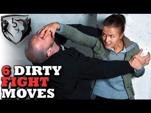 6 Brutal Dirty Street Fight Techniques for Self Defense