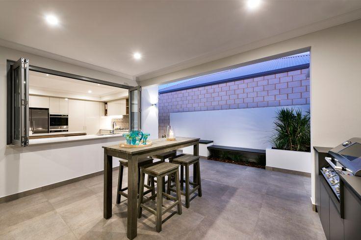 Home Builders Australia | Outdoor Alfresco | Display Home | New Homes | Home Design | Inspiration