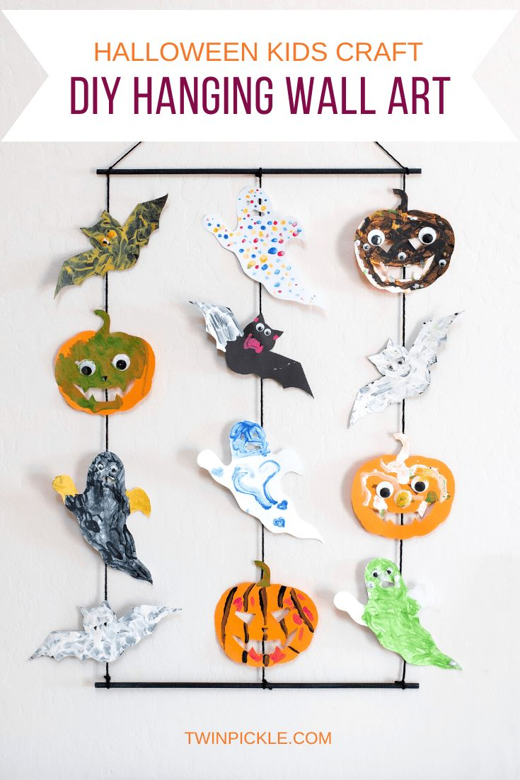 Halloween Diy Decorations And Crafts