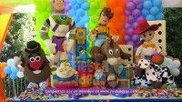 galeria de fotos decoracion de Toy Story