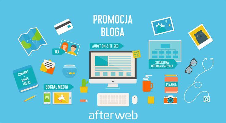 Nasze proste rady jak zacząć promować bloga w sieci: https://afterweb.pl/pozycjonowanie/jak-wypromowac-bloga-w-sieci-nasze-bardzo-proste-przyklady-na-zwiekszenie-ruchu/