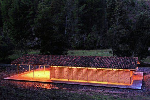 Arquitectos chilenos son premiados por el diseño de un Establo - Noticias de Arquitectura - Buscador de Arquitectura