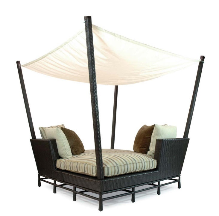 68 best exterior furniture daybed images on pinterest for Antigua wicker chaise