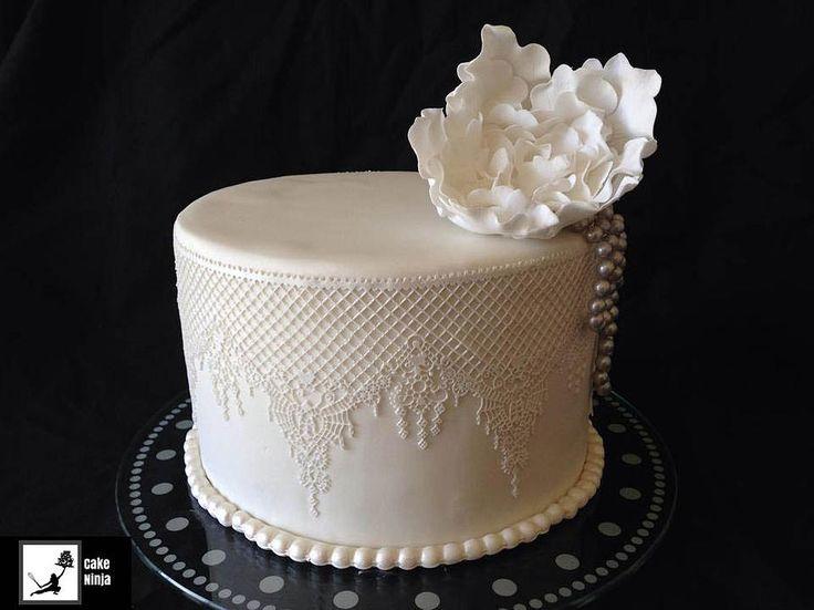 The Christine Cake Ninja Cake Decorating Brisbane