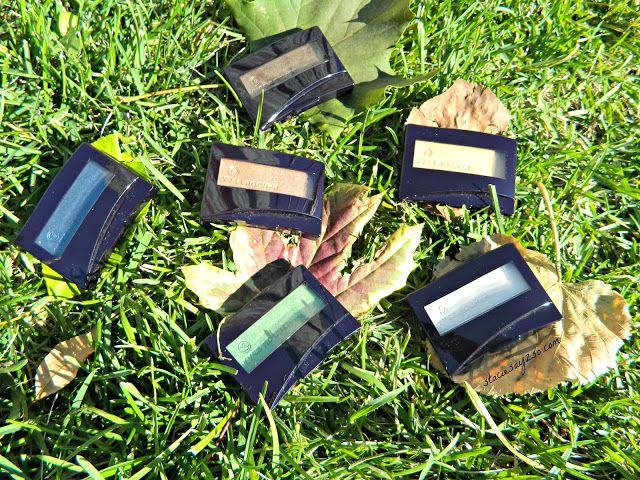 Couleurs Nature Fall 2013 Makeup by Yves Rocher Review http://www.staciesayzso.com