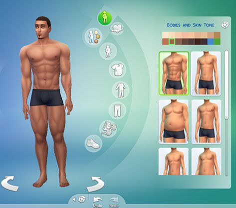 The sims 4 create a sim cas demo thesims3 4 for Sims 4 raumgestaltung