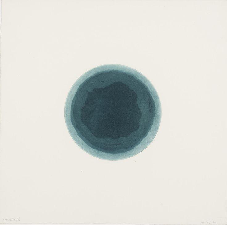 Kim Lim, 'Blue Disc' 1970