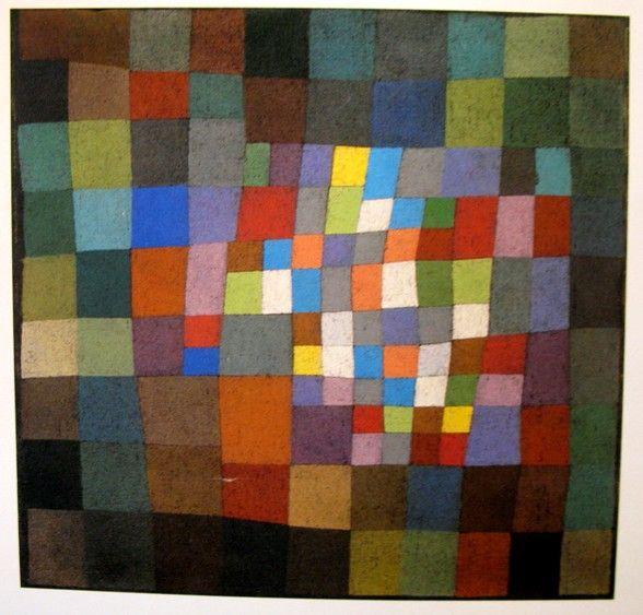 Ontaarde kunst/Entartete kunst: Paul Klee