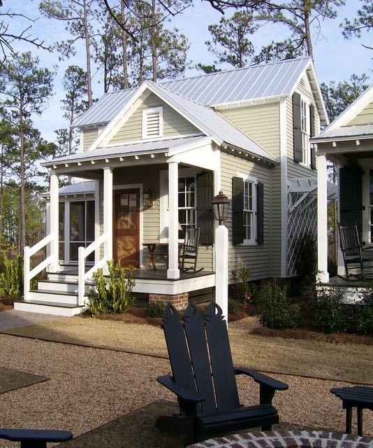 Small Backyard Guest House Plans: Small Backyard Guest House
