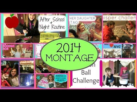 OUR FAMILY NEST 2014 MONTAGE ~ Our Family Nest