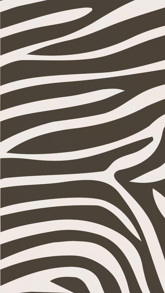 iPhone wallpaper #zebra #animal #black #pattern