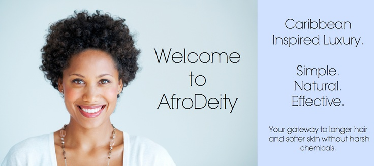 Welcome to AfroDeity