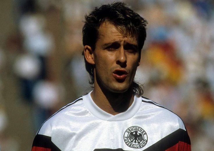 Pierre Littbarski (Deutschland) - Fußball