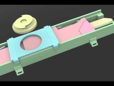 hidden blade build sequence - YouTube