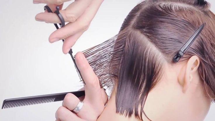 Bob Haircut 2016 - Bob Hair Cutting Videos