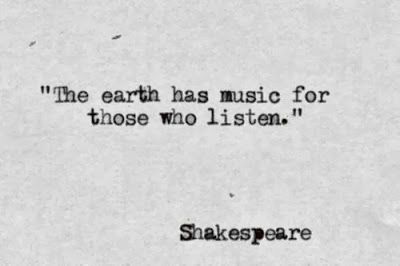 William Shakespeare - quote reminds me of that australian movie i watched with dad, great movie, love this quote <3