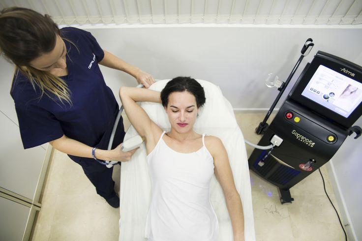La Nueva SOPRANO ICE PLATINUM en Mallorca es la más moderna tecnología en depilacion laser. Elimina tu vello no deseado de manera definitiva de manos de nuestras especialistas. En Avda. Picasso 56 (junto clinica Juaneda) 971735833 depilitiva.com