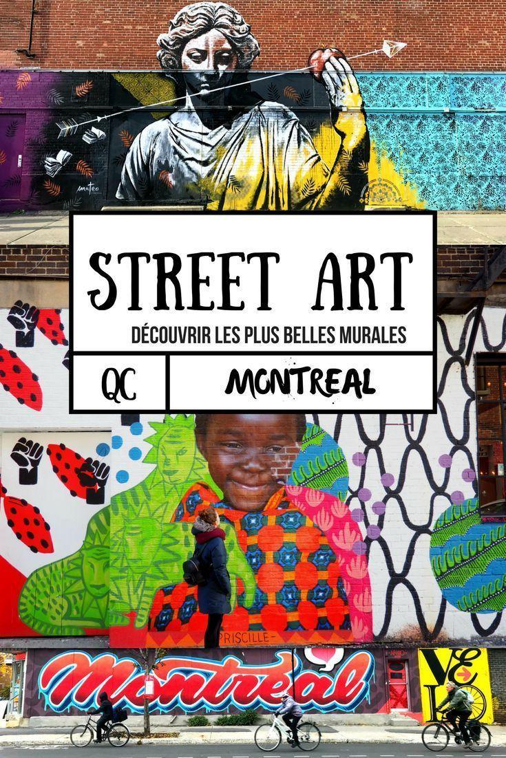 Un guide pour découvrir une partie des plus belles murales de la ville