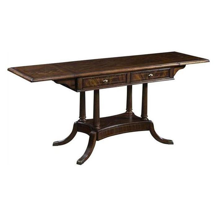 Hyde Park Console Table In Saint James | Nebraska Furniture Mart Mfr: FIne  Furniture Design