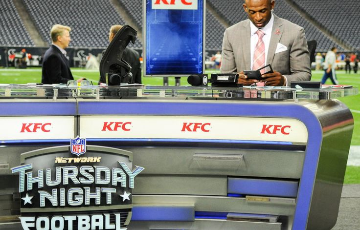 NFL sells Thursday Night Football rights to CBS and NBC = Thursday Night Football may look a bit different in 2016, as the NFL has reportedly sold the rights to both NBC and CBS to broadcast the games. The cost is said to be about $450 million.....