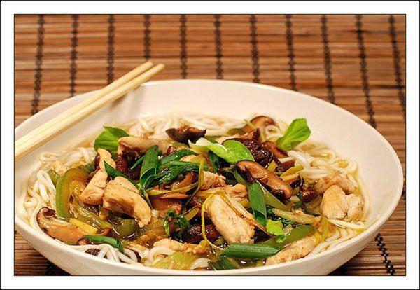 Китайская. Корейская. Азиатская кухня. Рецепты