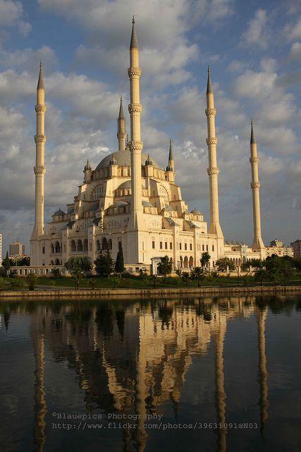 Adana, Sabancı Merkez Camii, Turkey