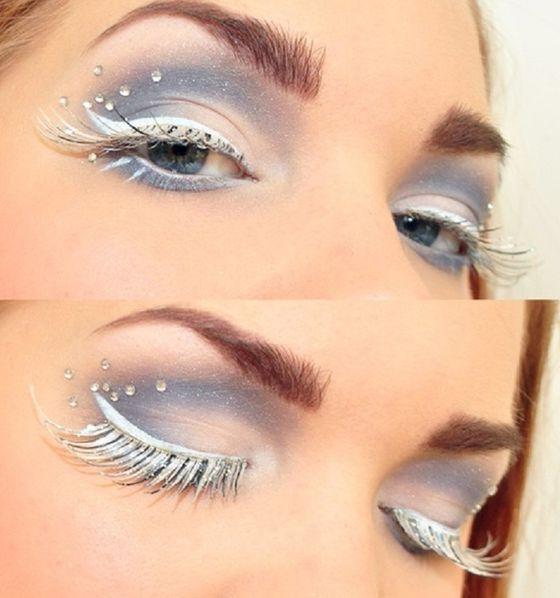 #halloweenmarket #halloween #angel #costume  #ангел #грим #макияж Макияж (грим) ангела на хэллоуин