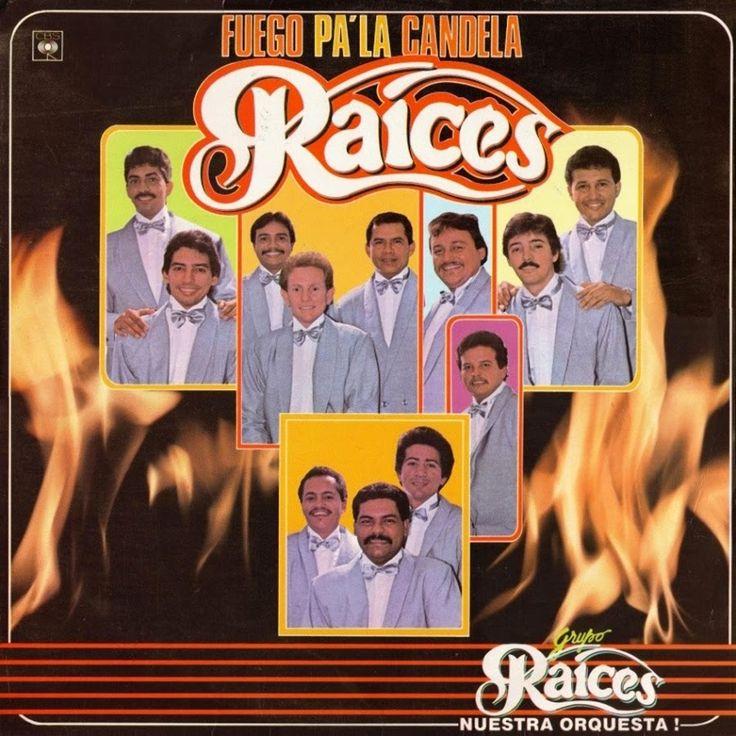 Fuego pa la candela - Grupo Raices, como en su mejor época el grupo barranquillero Raíces quiere de nuevo un espacio en el medio musical de Colombia.