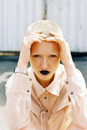 21 femmes qui prouvent que les cheveux rasés sont sublimes (PHOTOS)
