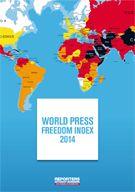 Classement mondial de la liberté de la presse 2014