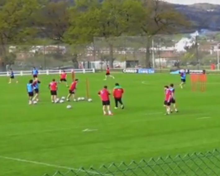 Tarea de Finalizaciones Marcelo Bielsa en Athletic Club Bilbao