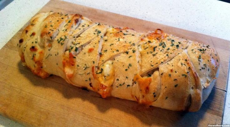 Here is the complete recipe along with a live demo video on how to assemble this braided spaghetti bread. Home and Garden Digest http://www.homeandgardendigest.com/braided-spaghetti-bread/